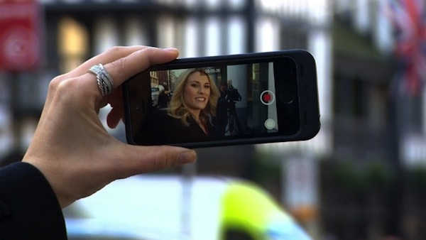 Samsung selfie