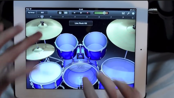 Drum solo ipad