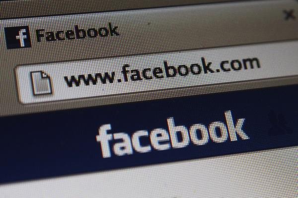 Facebook logo safari