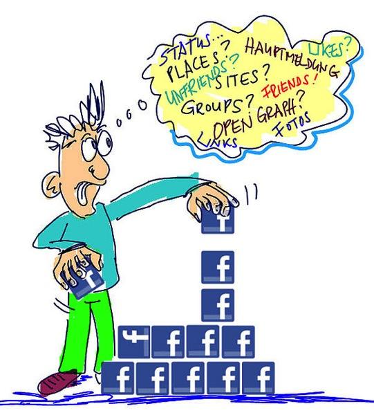 Facebook symapthize