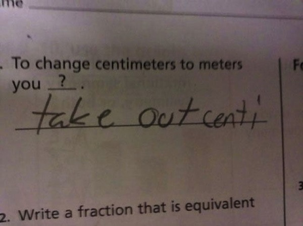 Genius Test Answers