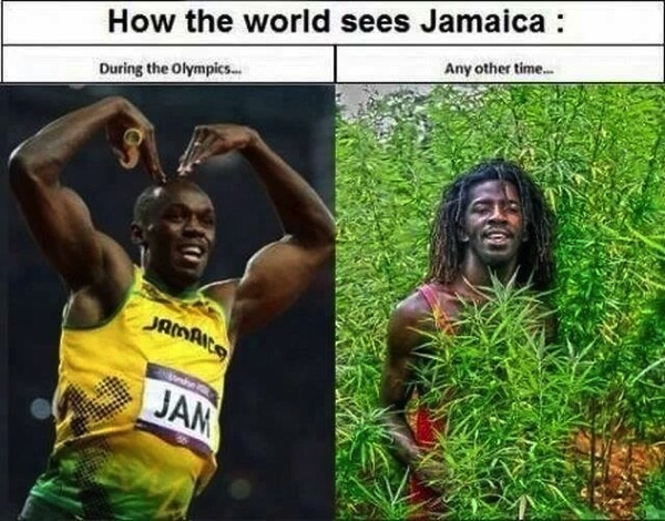 How the world sees jamaica