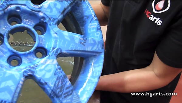 Hydrocoating water paint 2