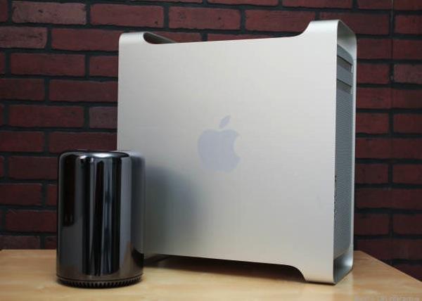 Mac Pro(2013)VS Old Mac Pro