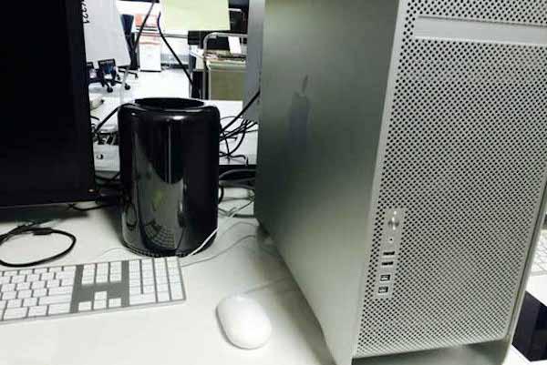 Mac Pro (2013) VS Mac Pro Old