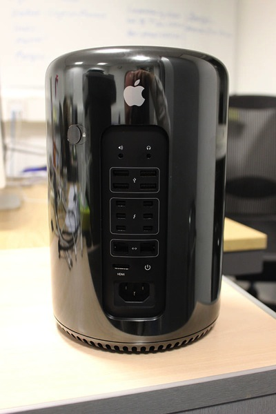 Mac Pro (2013) Review
