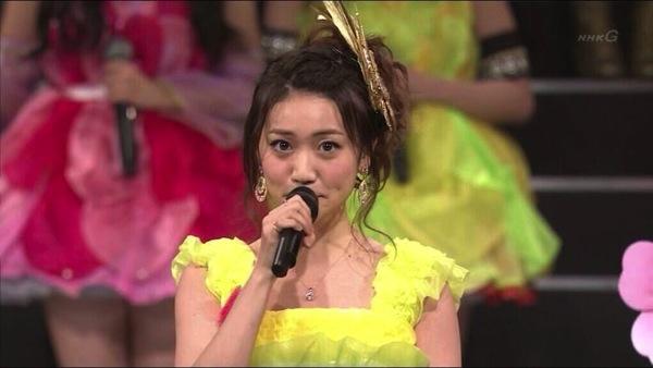 AKB48大島優子卒業を発表