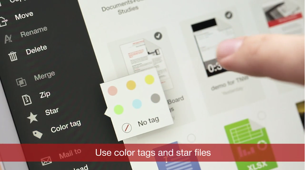 Pdf color tagging