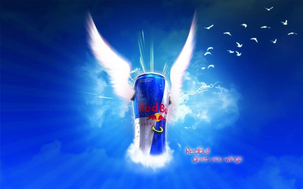 Redbull gives you wings by jnbdesign d3b9min