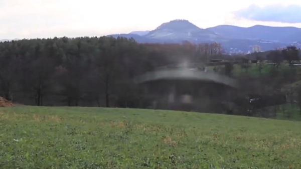 UFO in Germany