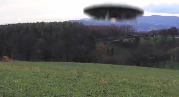 UFO in Germany