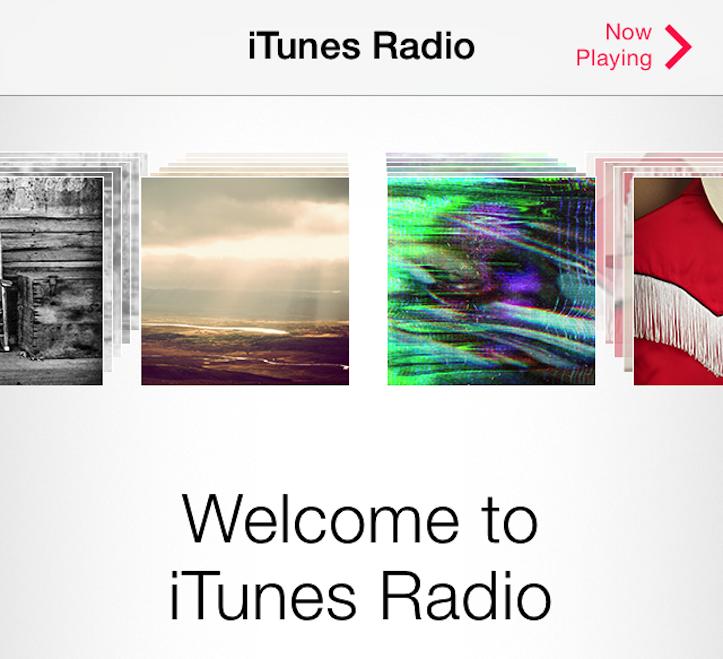 iTunes Radio 日本でいつ開始?!