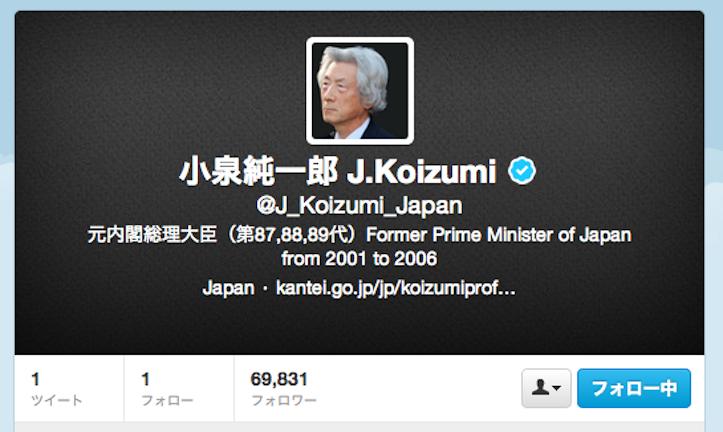 Koizumi fake