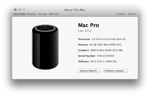 Mac Pro upgrading cpu