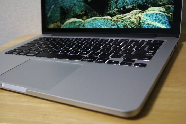 Macbookpro retina late2013 13inch