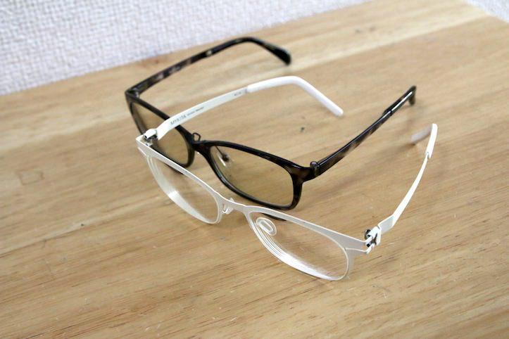 メガネを2種類購入するのすゝめ