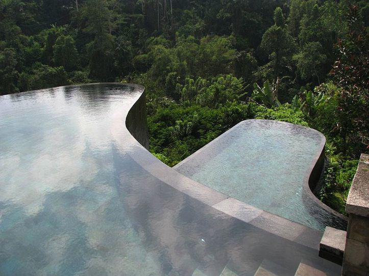 Hotel Ubud Hanging Gardens Indonesia