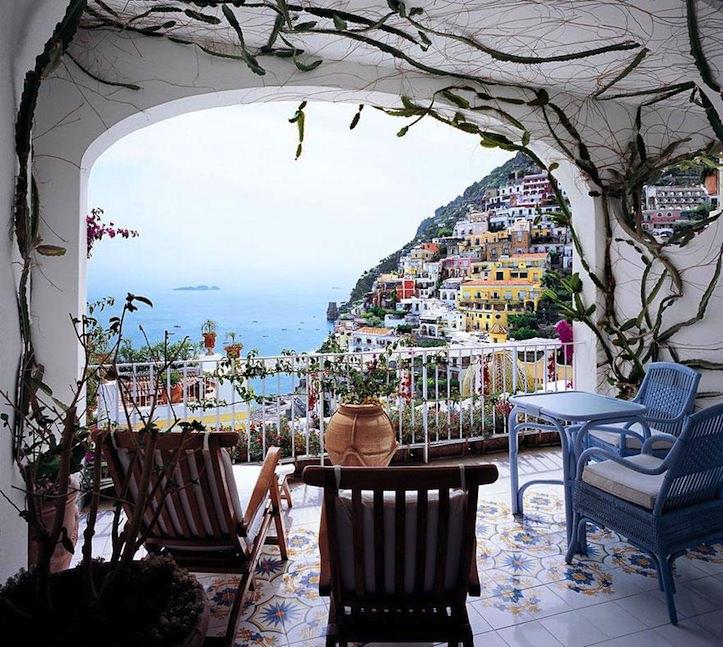 13 Hotel Le Sirenuse Amalfi Coast Italy