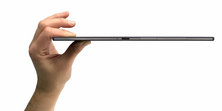 Xperia Z2 Tablet