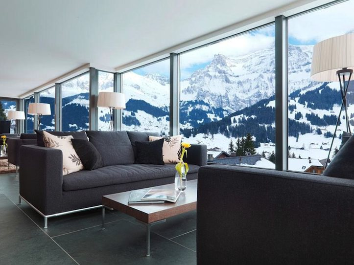 The Cambrian Hotel Adelboden Switzerland