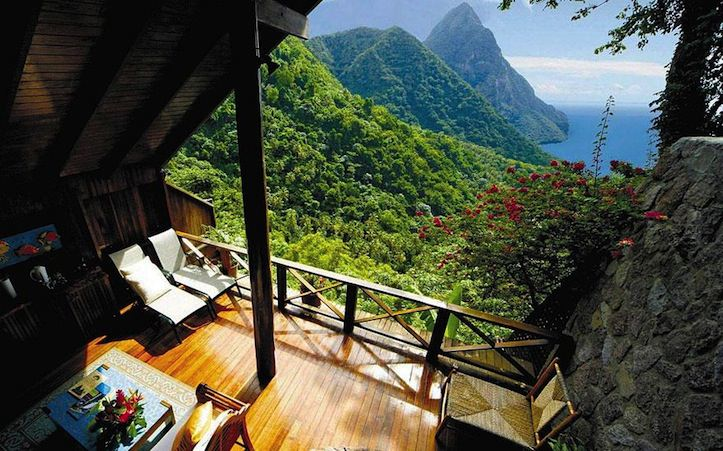 Ladera Resort StLucia