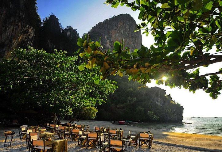 Rayavadee Krabi Thailand 2