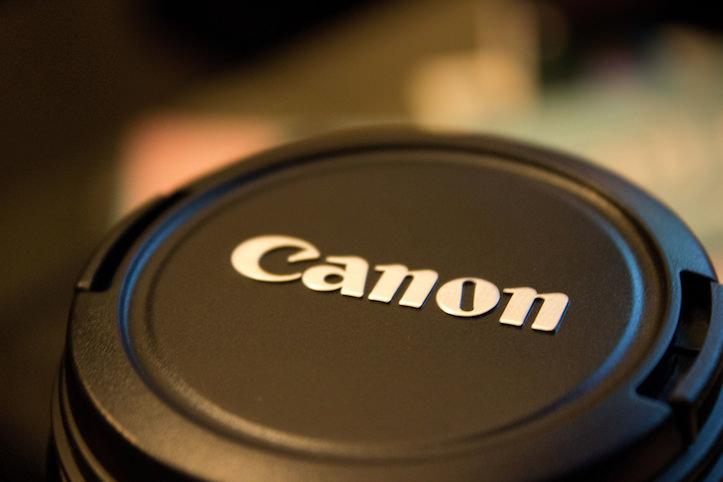 Canon(キヤノン)撤退