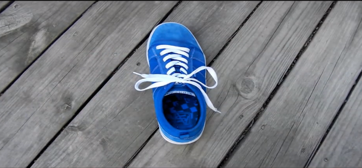 How to tie shoes real fast