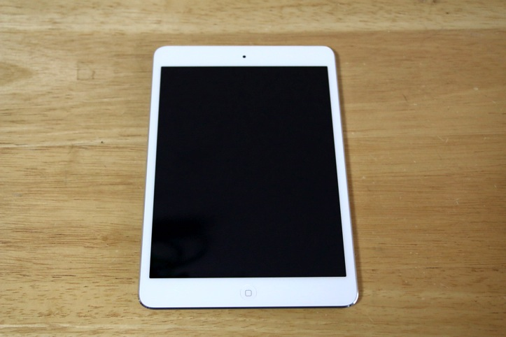 iPad mini Retina 16GB Silver