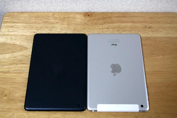 iPad mini Retina VS iPad mini