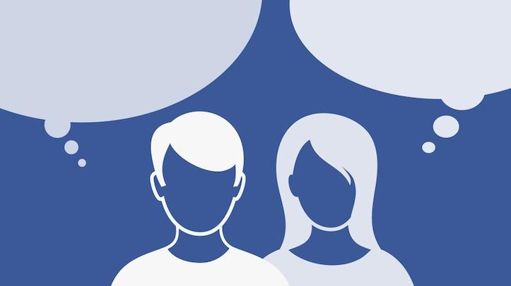 Mashable Facebook usage between men and women
