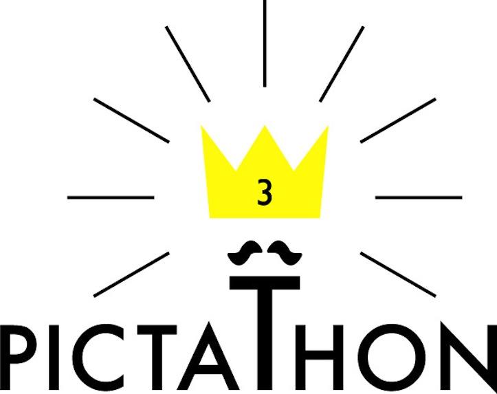 Pictathon logo
