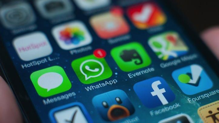 Whatsapp iOS7