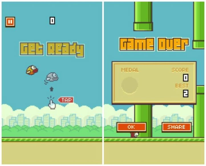 FlappyBird Coming Back