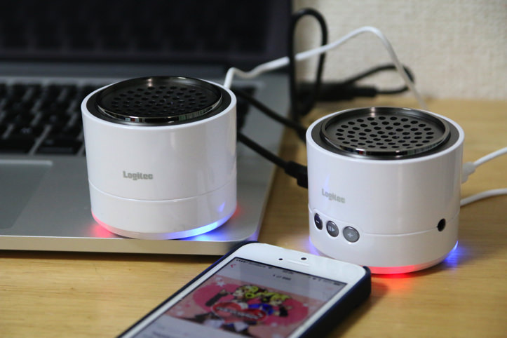 Logitec Bluetooth Wireless Speakers