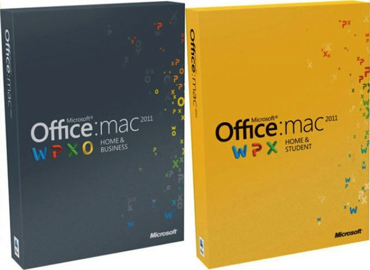 Microsoft Office Mac 2014