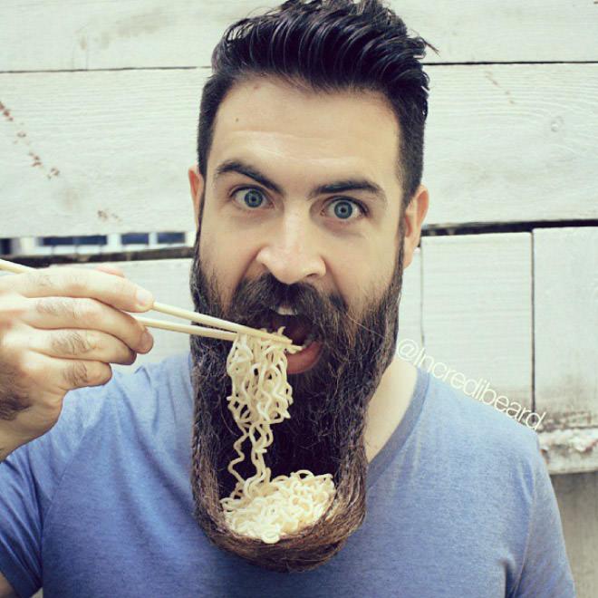 Mr. Incredibeard's Amazing Beard
