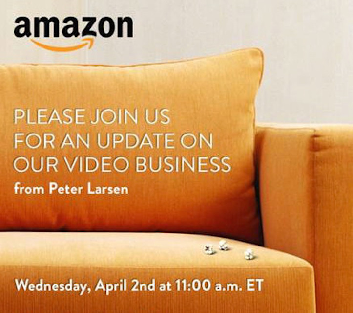 Amazon video business