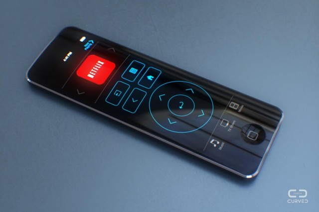 Apple Remote Concept