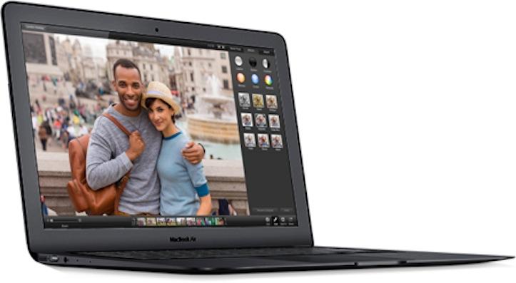 「MacBook Air」のスペースグレイモデル
