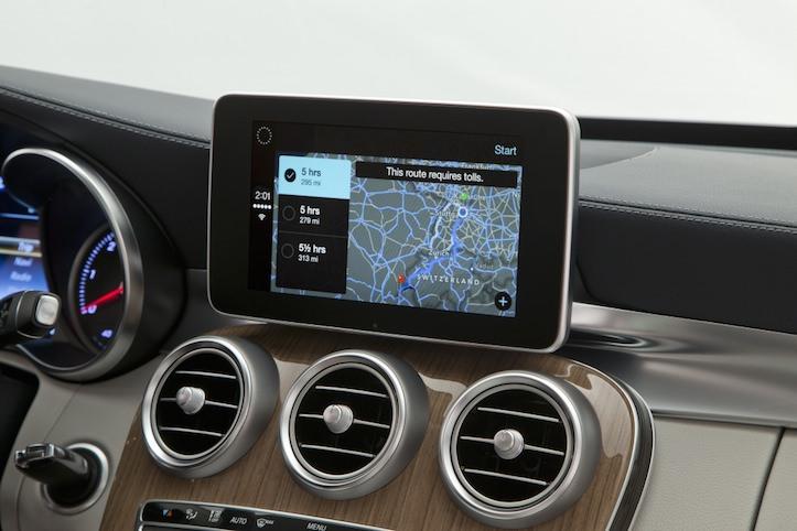 Carplay Mercedes Benz