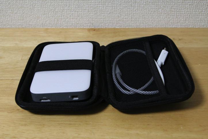 ケースロジック 汎用 ポータブルハードディスク用収納ケース