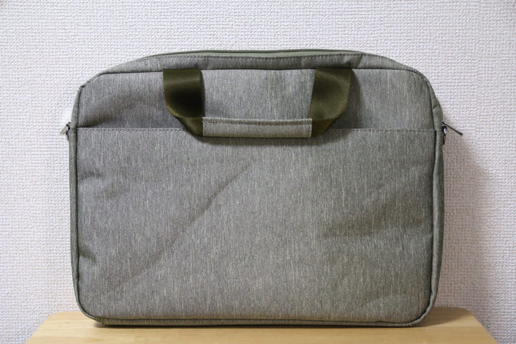 cheero Laptop PC Bag CAMPUS (14 inch, Leaf Gray)