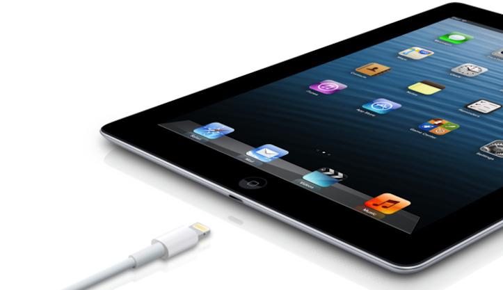 iPad 4 Coming
