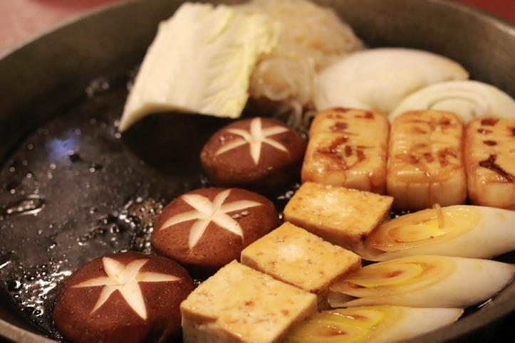 すき焼き「浅草今半 国際通り本店」