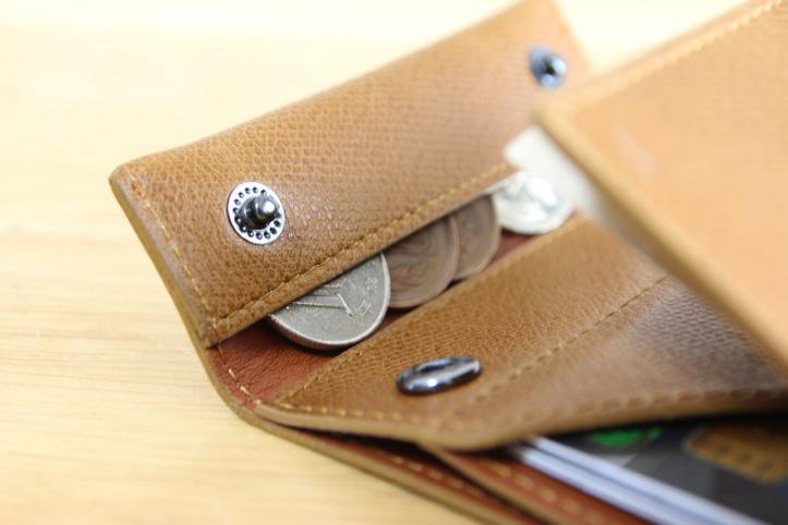 abrAsus(アブラサス)の「薄い財布」