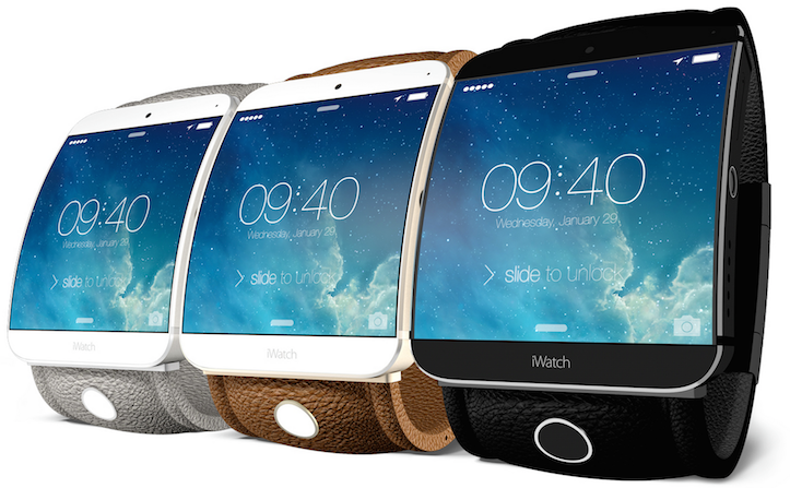 Another iwatch concept