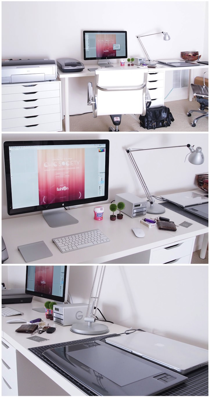 Cool Mac Desks