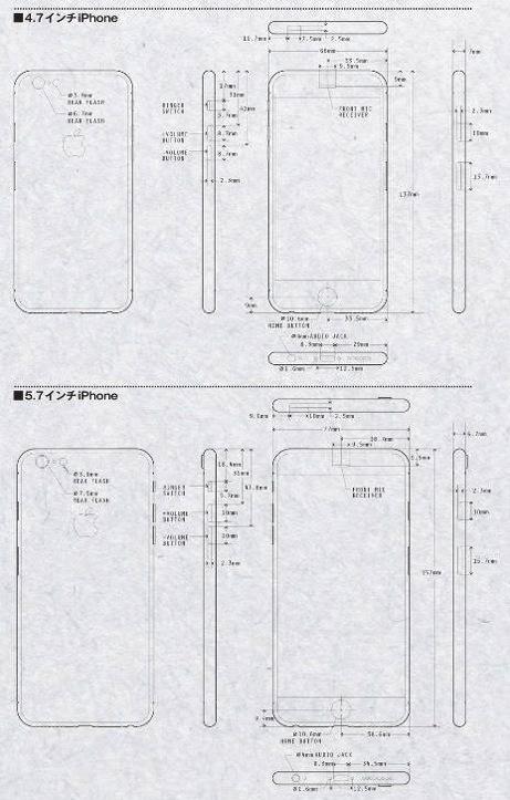 「iPhone 6」の3Dレンダリング画像が公開!