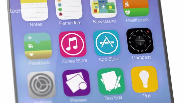 iOS 8のコンセプトイメージビデオ